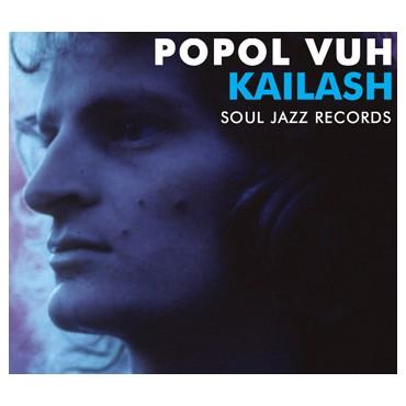 Popol Vuh - Kailash : Pilgrimage To The  Throne Of Gods // LP neuf