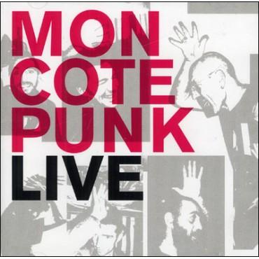 Mon Côté Punk - Live // CD neuf