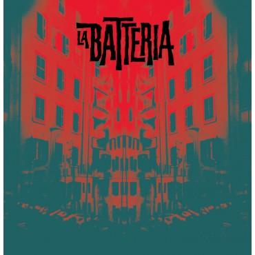 La Batteria - S/T // LP neuf