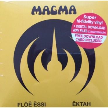 """Magma - Flöë Ëssi / Ëktah // 7"""" neuf"""