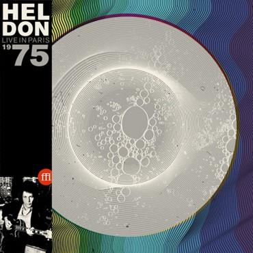 "Heldon - Live In Paris 1975 // 12"" neuf"