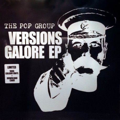 """The pop Group - Version Galore RP // 12"""" Neuf"""