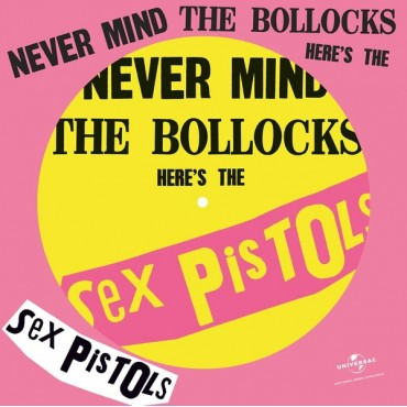 Sex Pistols - Never Mind The Bollocks // Picture neuf