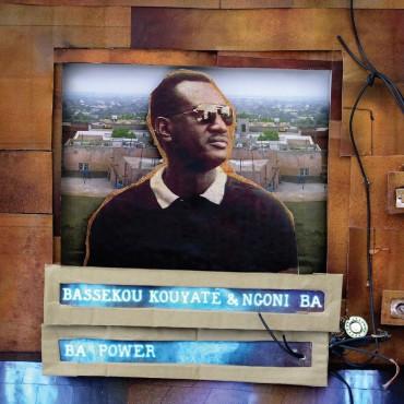 Bassekou Kouyate & Ngoni Ba - Ba Power // LP neuf