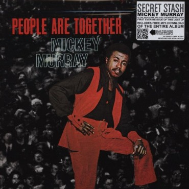Mickey Murray - People Are Together // LP neuf