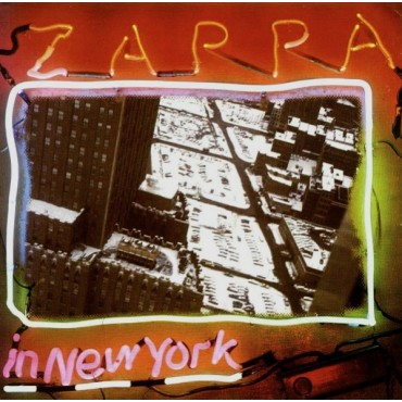 Frank Zappa - Zappa In New York // 2LP neufs