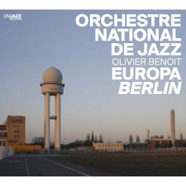 Orchestre National de Jazz - Europa Berlin // CD neuf