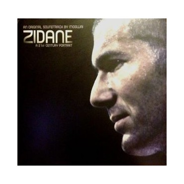 Mogwai - Zidane-A 21st Century Portrait-An Original Soundtrack By Mogwai // 2LP neufs