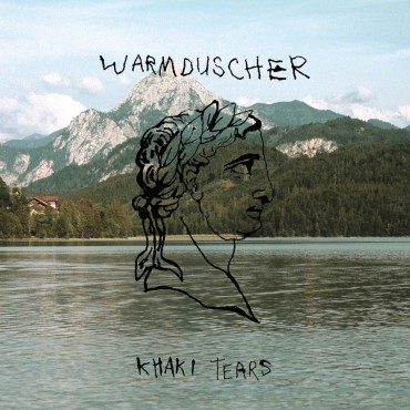 Warmduscher - Khaki Tears // LP neuf