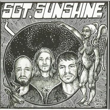 Sgt. Sunshine - Sgt. Sunshine // LP neuf