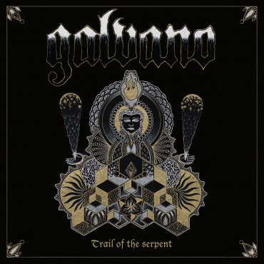 Galvano - Trail Of The Serpent // LP neuf