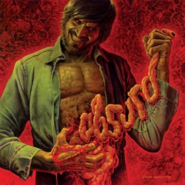Carlo Maria Cordio - Absurd (Rosso Sangue) // 2LP neufs