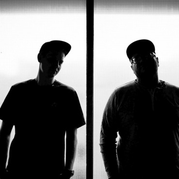 JR & PH7 - Noir // LP ltd neuf