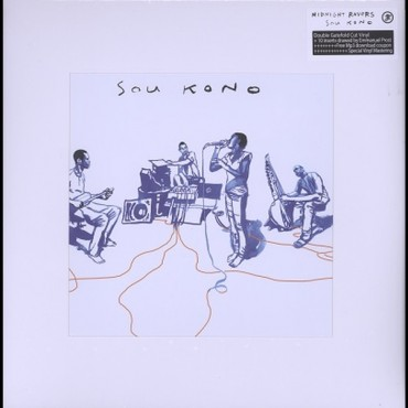Midnight Ravers - Sou Kono // LP neuf