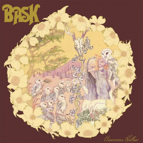 Bask -  American Hollow // LP neuf