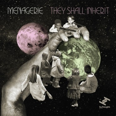 Menagerie ‎– They Shall Inherit // CD neuf