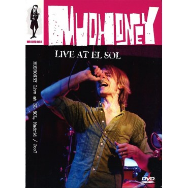 Mudhoney ‎– Live At El Sol // DVD neuf