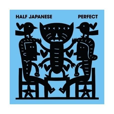 Half Japanese - Perfect // LP neuf