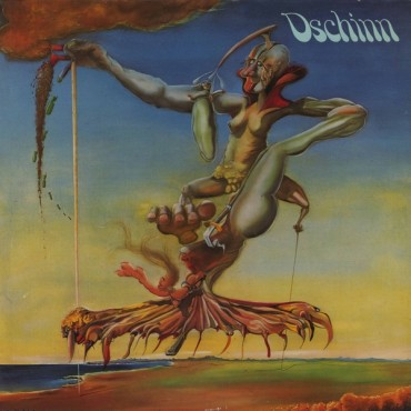 Dschinn - Dschinn // LP neuf ltd