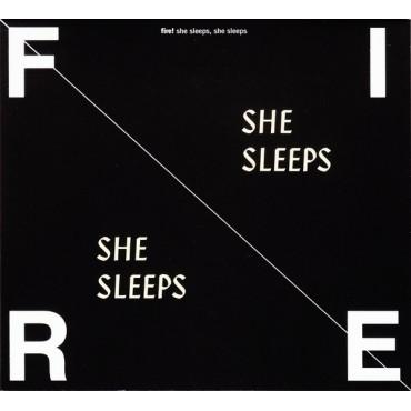 Fire! - She Sleeps, She Sleeps // LP neuf