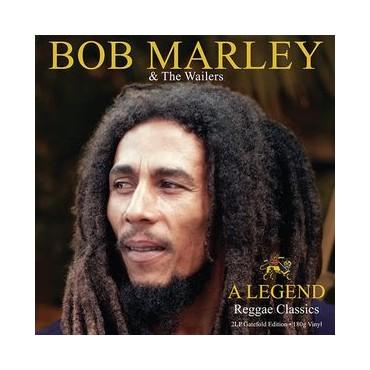 Bob Marley & The Wailers - A Legend Reggae Classics // 2LP neufs