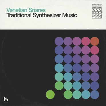 Venetian Snares - Traditional Synthesizer Music // 2 LP neufs