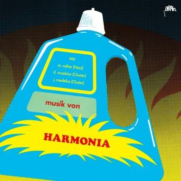 Harmonia - Musik Von Harmonia // LP neuf