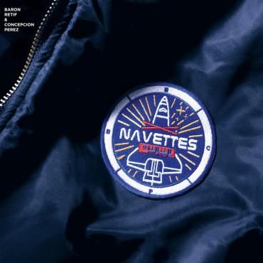 Baron Retif & concepcion perez - Navettes // LP neuf