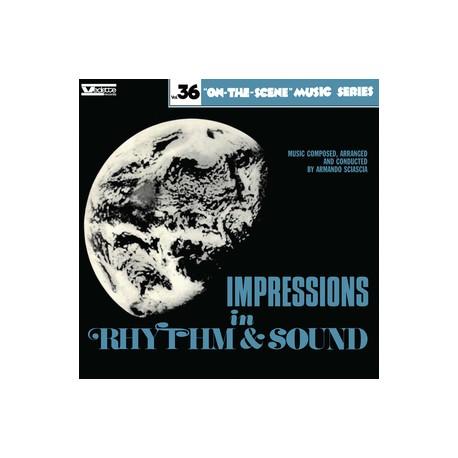 Armando Sciascia - Impressions In Rhythm & Sound // LP neuf