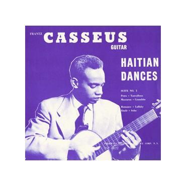 Frantz Casseus - Haitian Dances // 10'' neuf