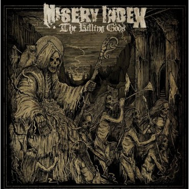 Misery Index ‎– The Killing Gods // CD DIGIBOX neuf