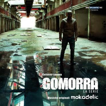 Mokadelic - Gomorra/La Serie Colonna Sonora // red LP neuf