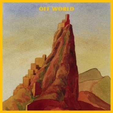 Off World - 1 //  LP neuf
