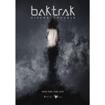 Bak TraK - Hidden Trouble // Affiche