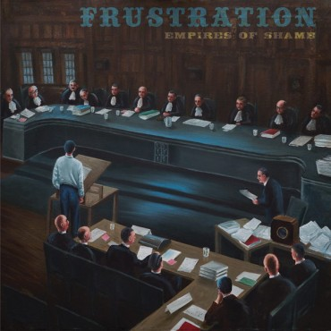 Frustration - Empire of shame // LP neuf