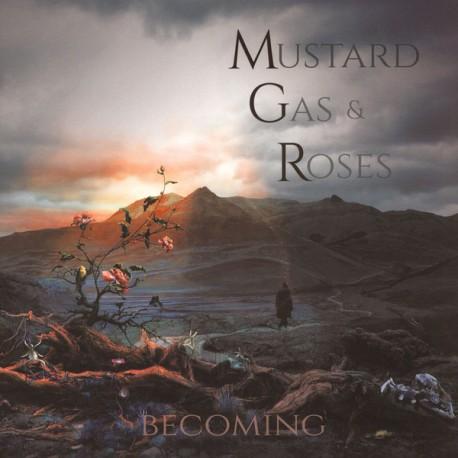 Mustard Gas & Roses - Becoming // LP neuf