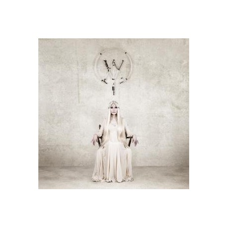 The Atlas Moth – The Old Believer // CD neuf