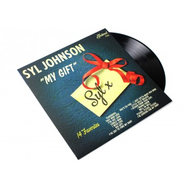 Syl Johnson - My Gift // LP