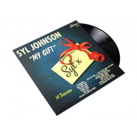 Syl Johnson - My Gift // LP