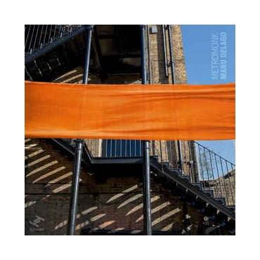 Manu Delago - Metromonk // LP