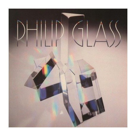 Philip Glass - Glassworks // LP