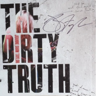 Joanne Shaw Taylor ‎– The Dirty Truth // LP neuf