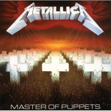Metallica - Master Of Puppets // LP