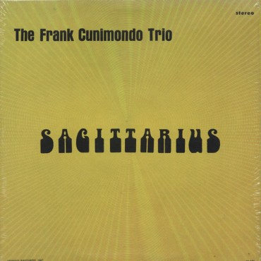 The Frank Cunimondo Trio - Sagittarius // LP