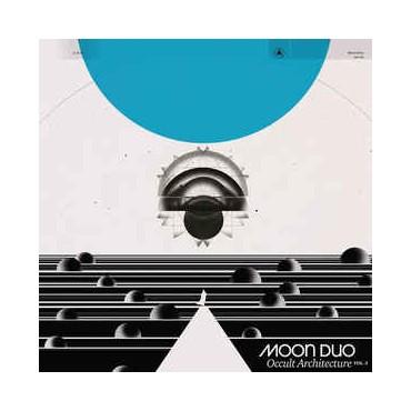 Moon Duo - Occult Architecture Vol. 2 // Blue smoke ltd LP