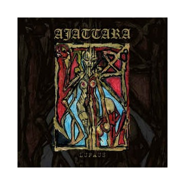 Ajattara - Lupaus // Ltd blue transparent LP