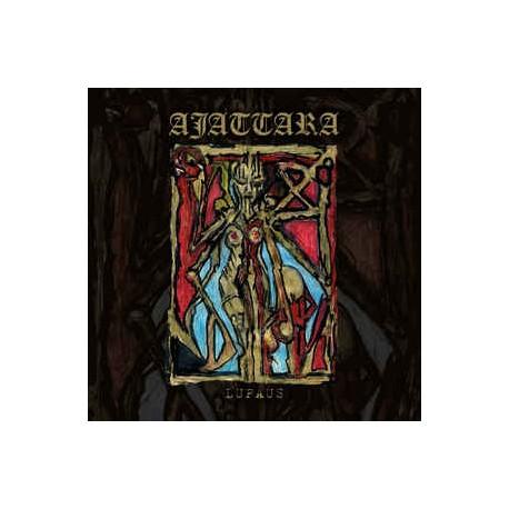 Ajattara - Lupaus // Ltd blue transparent LP