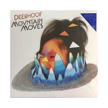 Deerhoof - Mountain Moves // Ltd Blue Swirl LP