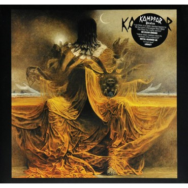 Kampfar - Profan // Yellow LP