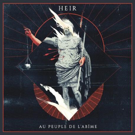 Heir - Au Peuple De L abîme // LP